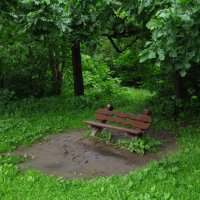 А люди попрятались от лета :: Андрей Лукьянов