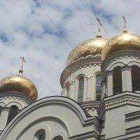 Купола России :: Наталья Денисова