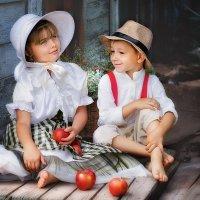Том и Бекки! :: Ольга Егорова