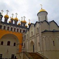 Церковь Екатерины Великомученницы и Церковь Ризоположения :: Tata Wolf
