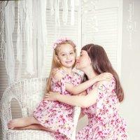 Мама и дочка :: Катерина Фомичева