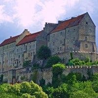Крепость Бургхаузен-самое длинное( более, чем 1.000 метров в длину) защитное сооружение в Европе... :: Galina Dzubina