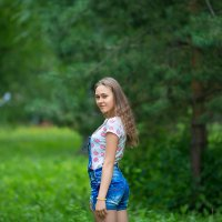 Летние прогулки :: Олеся Корсикова