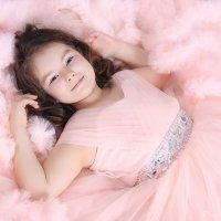Платье облако :: Мадина Скоморохова