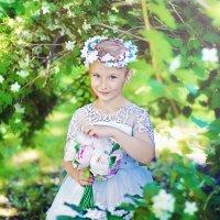 Портрет девочки :: марина алексеева