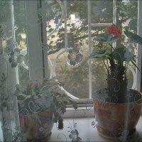 Летним днём у открытого окна :: Нина Корешкова
