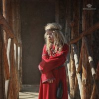 Дочь викинга :: Любовь Махиня