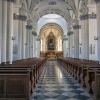 В Кафедральном Соборе Успения Пресвятой Богородицы. :: Вахтанг Хантадзе