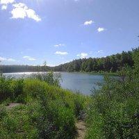 Утром на озере хорошо :: Маргарита Батырева