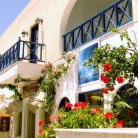 Экстерьер греческого дома :: Лара Амелина