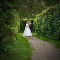 Свадебная прогулка :: Мария Мацкевич