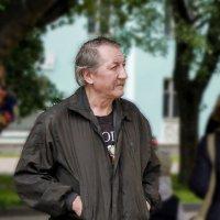 Мужской портрет. :: Александр Кемпанен