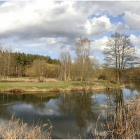 поздняя весна на реке :: Флоуффлурр Рроуфф-Ниирсс