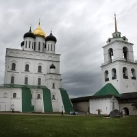 Троицкий собор. Псков. :: Ирина Котенева