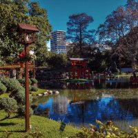 Кусочек Японии в Буэнос-Айресе :: Nataly ***