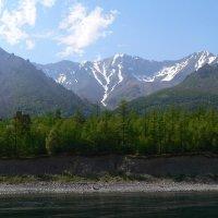 Пейзажные зарисовки (Байкал) :: spm62 Baiakhcheva Svetlana