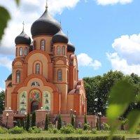 Храм Сергия Радонежского... :: Анна Шишалова