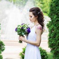 Невеста Диана :: Людмила Головня