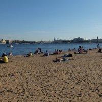 И у нас бывает... пляжный сезон..)) :: tipchik