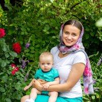 Крестины малыша)) :: Анастасия Ларкина