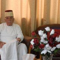 Глава самаритянской общины в Холоне. :: Надя Кушнир