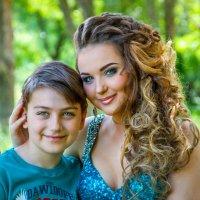 С любимым братиком) :: Лилия Масло