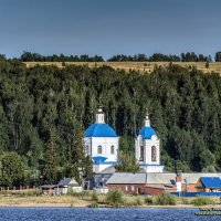 Среди лесов, полей и рек :: Valeriy Piterskiy