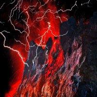 извержение Карадага - репортаж из далекого прошлого... :: viton