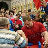 Битва титанов... :: Андрей Головкин