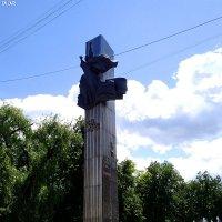 Памятники в Луганске :: Наталья (ShadeNataly) Мельник