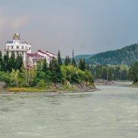 река Катунь . Алтай :: Юлия