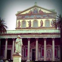 Собор Апостола Павла в Риме :: Лара Амелина