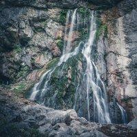 Гегский водопад. :: Олег Попов