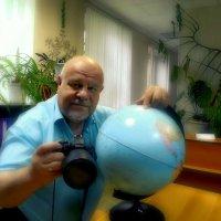 С Днем фотографа! :: Михаил Столяров
