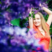 Цветущие сады :: Марина Дадонова