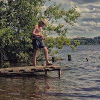 ловись рыбка.... :: Сергей Бойцов