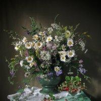 Букет полевых цветов :: Татьяна Ким