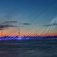 Про ночной свет :: Владимир Колесников