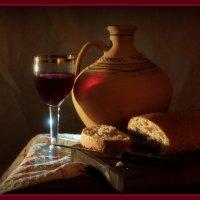 Виноградное вино :: Валерий Хинаки