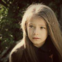 солнышко за плечами :: Evgenia Glazkova