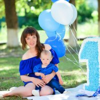 Ванечке 1 годик :: Евгения Чернова