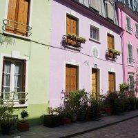La rue Cremieux, Paris :: Алёна Савина