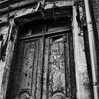 Старая дверь. :: Беспечный Ездок