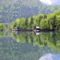 Озеро из сказки :: Николай Танаев