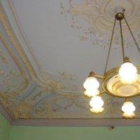 потолок :: Анна Воробьева