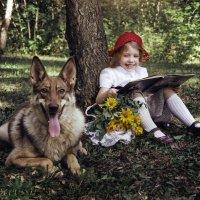 Сказочные каникулы :: Нина
