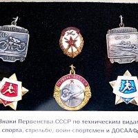 знаки истории и достижений :: Олег Лукьянов