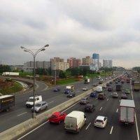 Еду в  город из прежнего времени :: Андрей Лукьянов