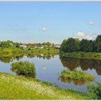 Округлила Вологда берега реки... :: Vadim WadimS67