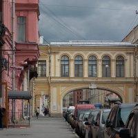 Санкт-Петербург, ул. Почтамтская :: Фотогруппа Весна.